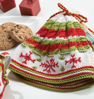 Christmas kitchen cosies