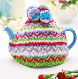 Fair Isle Teacosy