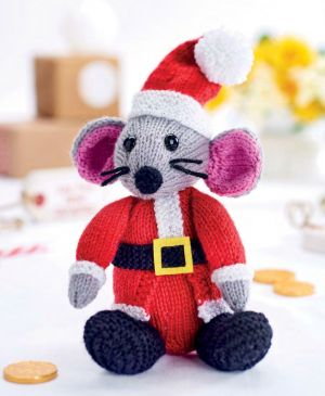 Timmy The Christmas Mouse