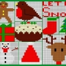 Exclusive Christmas motifs