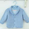 Classic Child's Cardigan Knitting Pattern