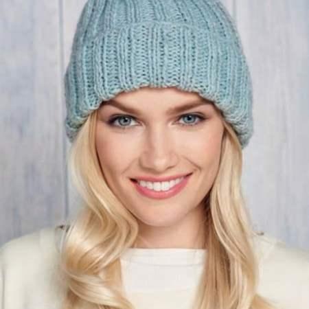 free bobble hat knitting patterns uk