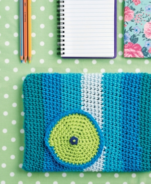 Crochet Tablet Case