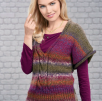 Glamorous And Glitzy Cable Tunic Knit