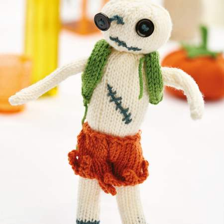 3 Halloween Knits | Free Knitting Patterns | Let's Knit ...