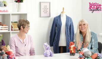 How to: stuff toys Knitting Video