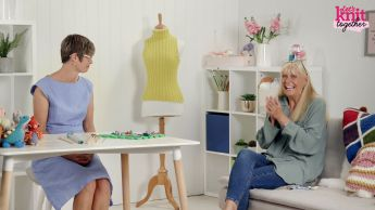 Your basic knit kit Knitting Video