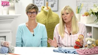 How to: read a pattern Knitting Video