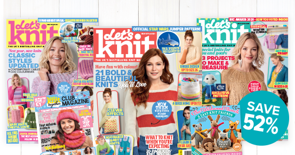 3 ISSUES FOR JUST £9.99*!
